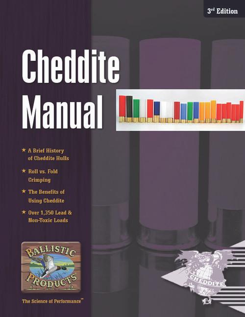 Cheddite Reloading Manual