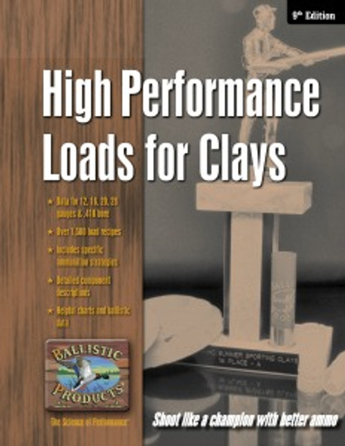 High Performance Loads for Clays