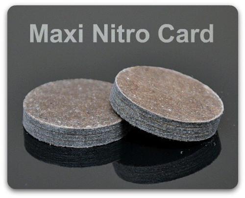 """Maxi Nitro Card .125"""" 11g (500 BAG)"""