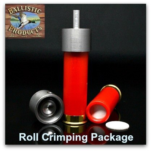 Roll Crimping Package-20ga