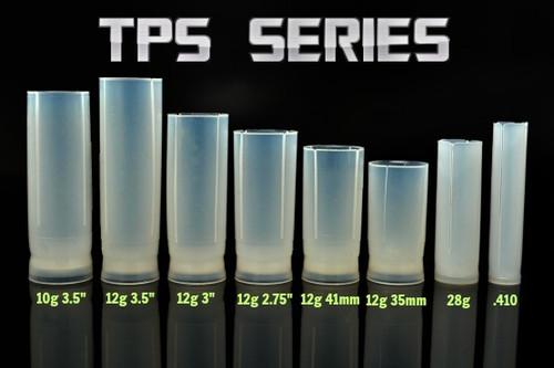 TPS 12ga 3 wad preslit (250/bag) - Steel