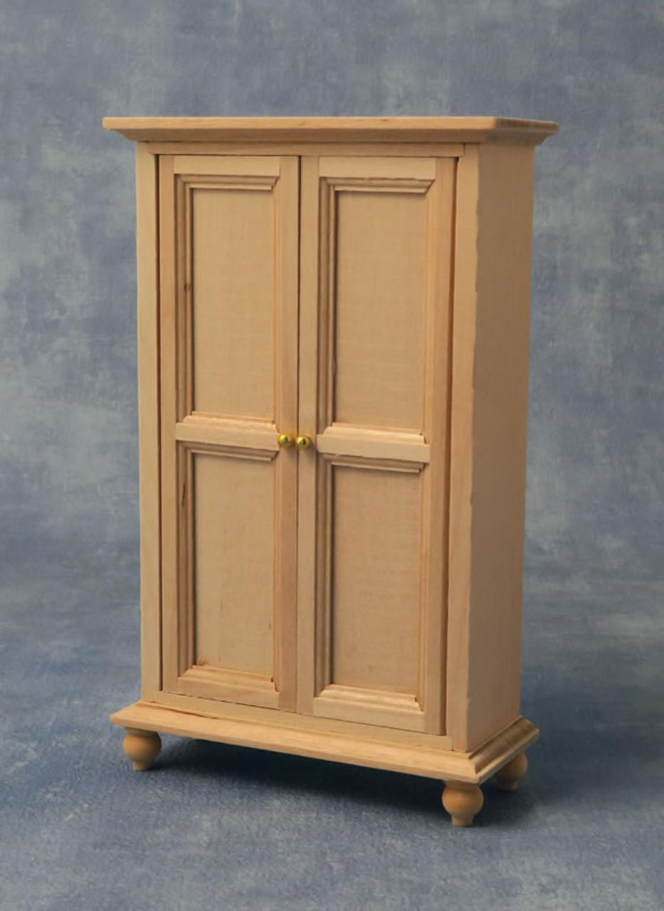 Barewood Wardrobe Cupboard BEF149
