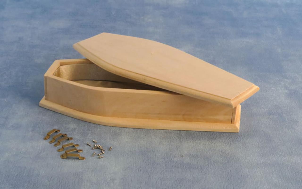 Barewood Coffin BEF169