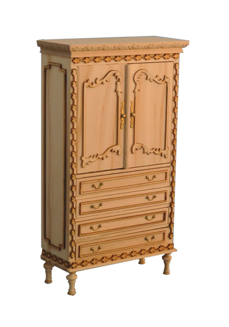 Barewood Armoire Cabinet BEF218