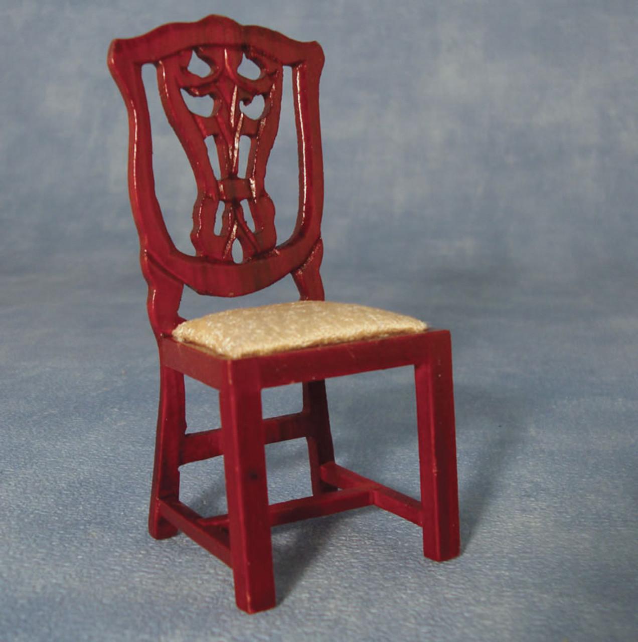 Mahogany Dining Chair DF290