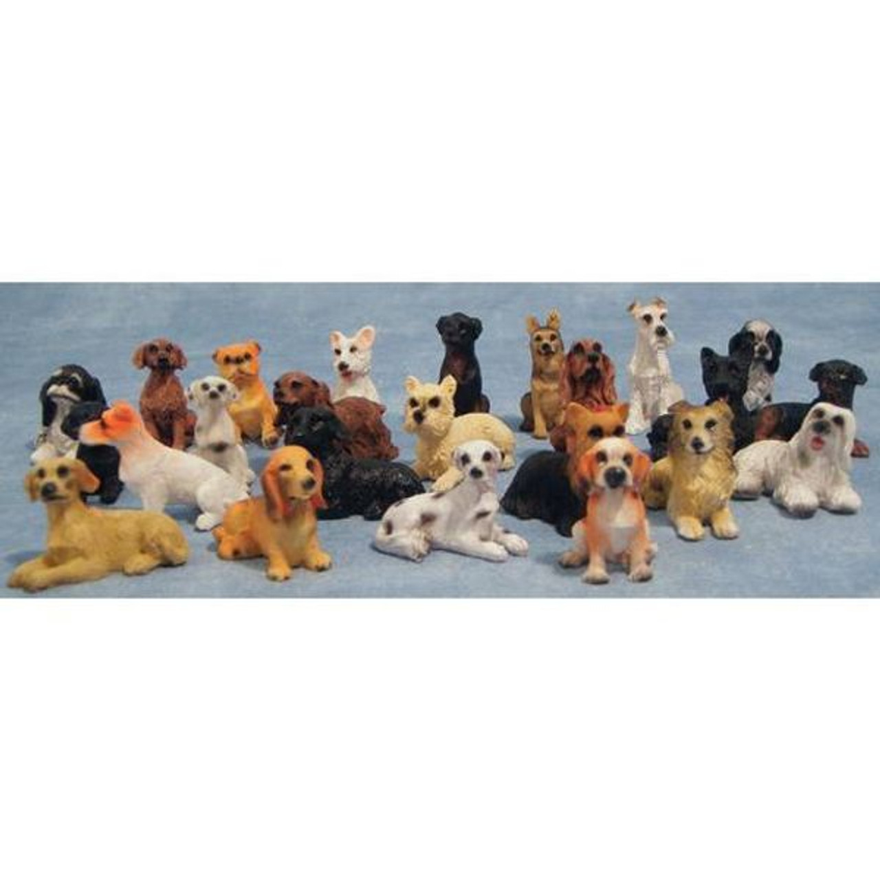 Assorted mini dogs 8/823