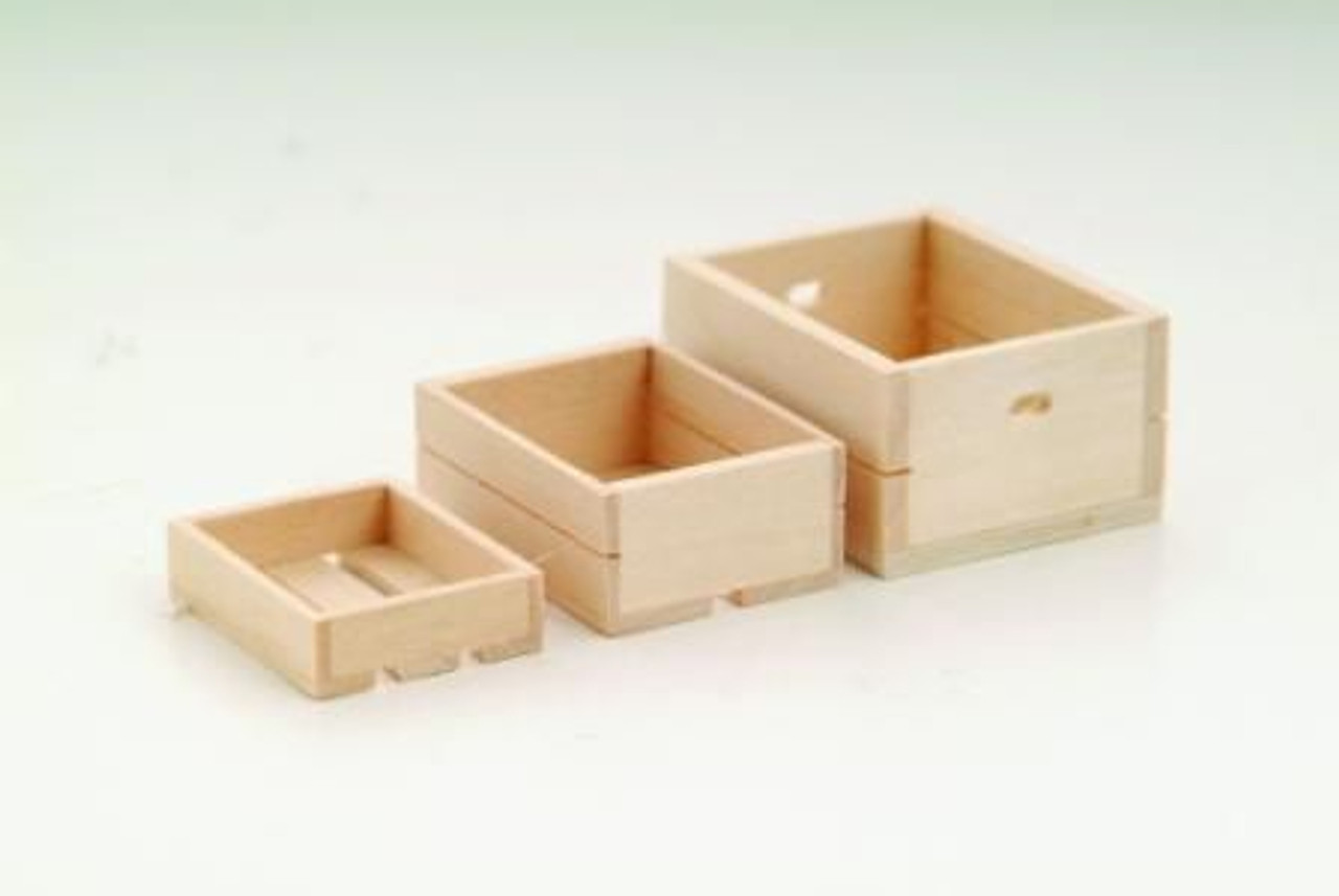 Pack of 3 crates D1114