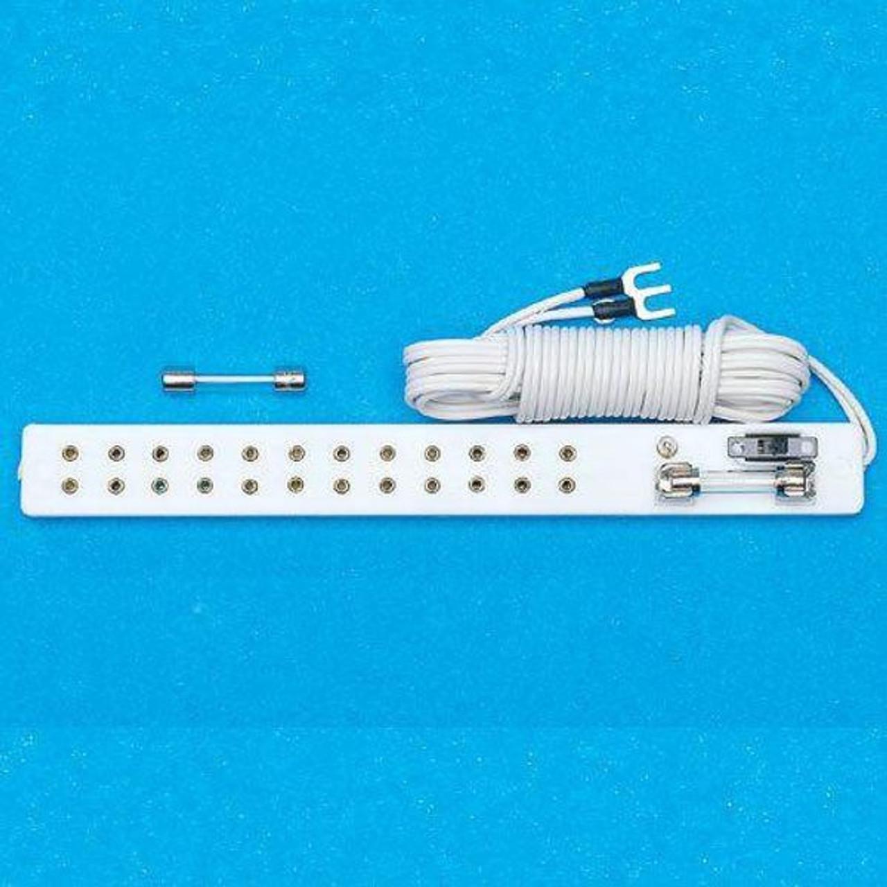 12 Light Socket Strip 7194