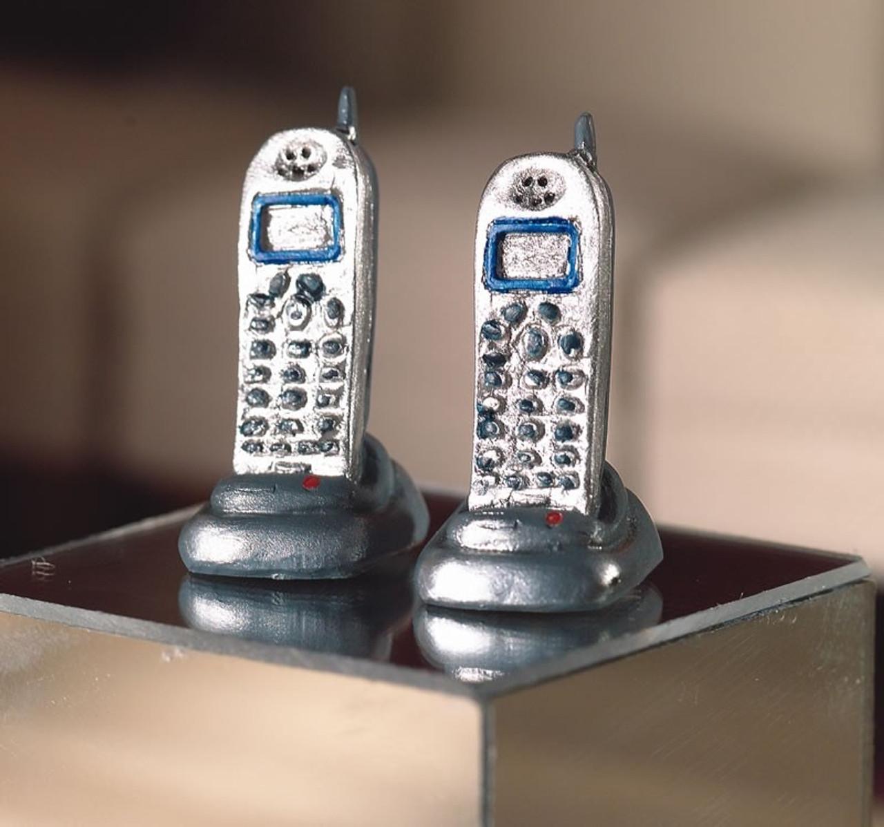 'Cordless' telephones 2pcs 4958