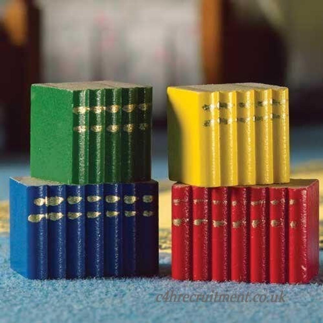 Block of Books 4 Pcs 4871