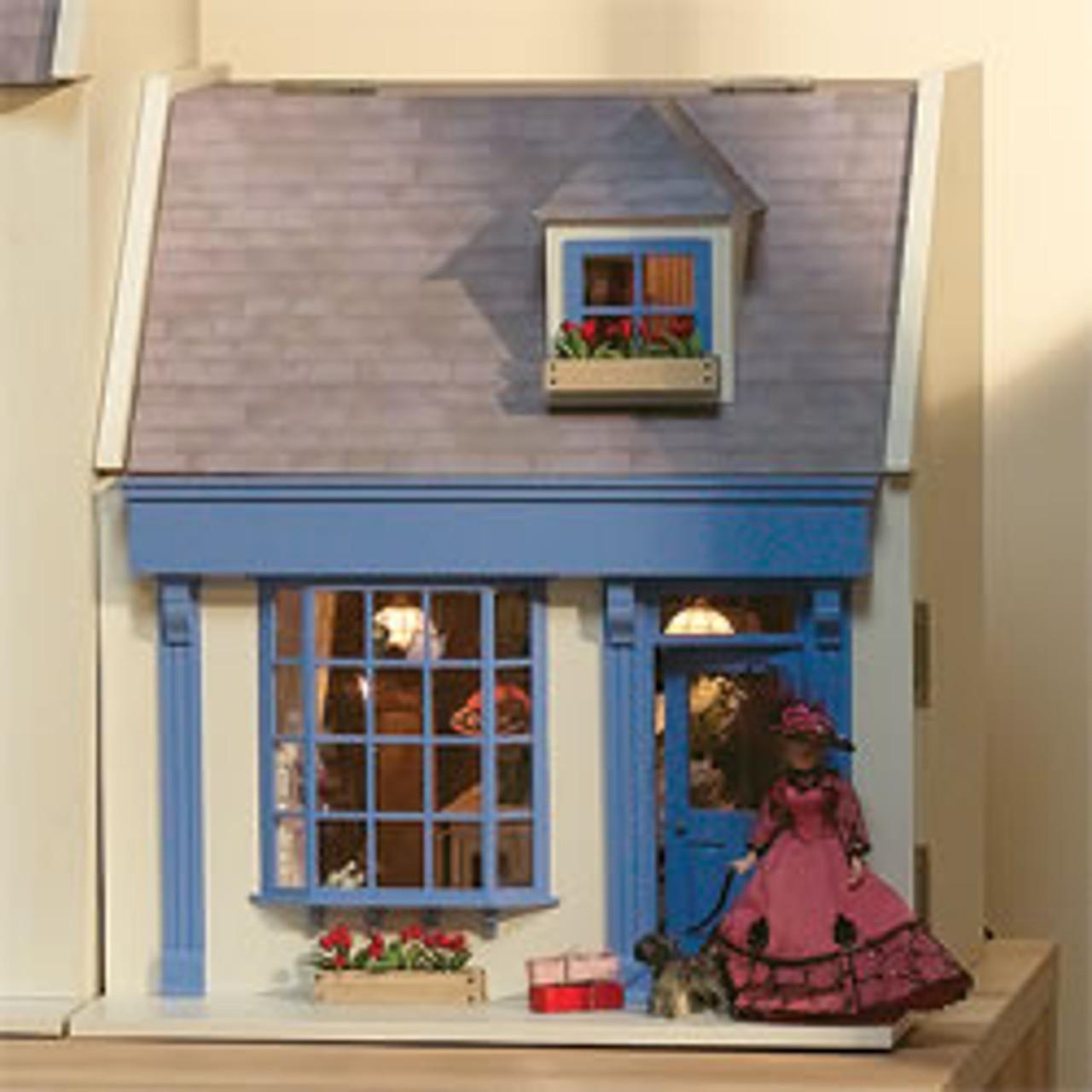 Jenny Wren's Shop/Cafe Kit 1249
