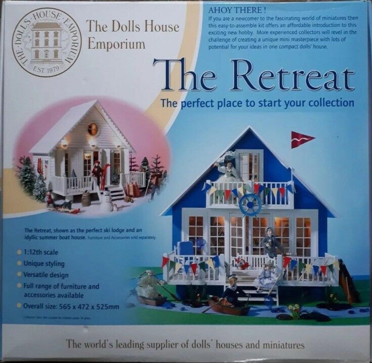 The Retreat Kit 1800