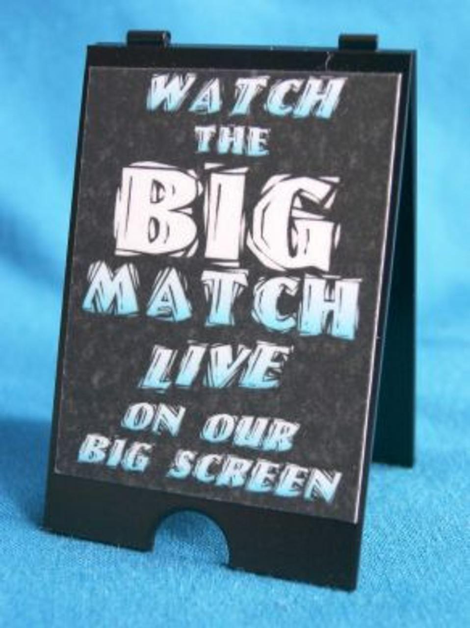 Big Match Live Pub 'A' Board M143