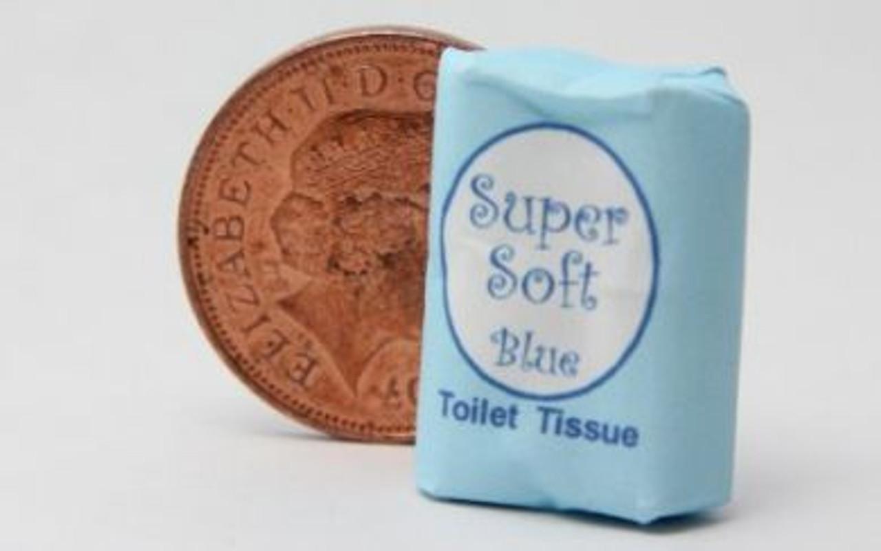 Toilet Rolls Pack Blue H52B