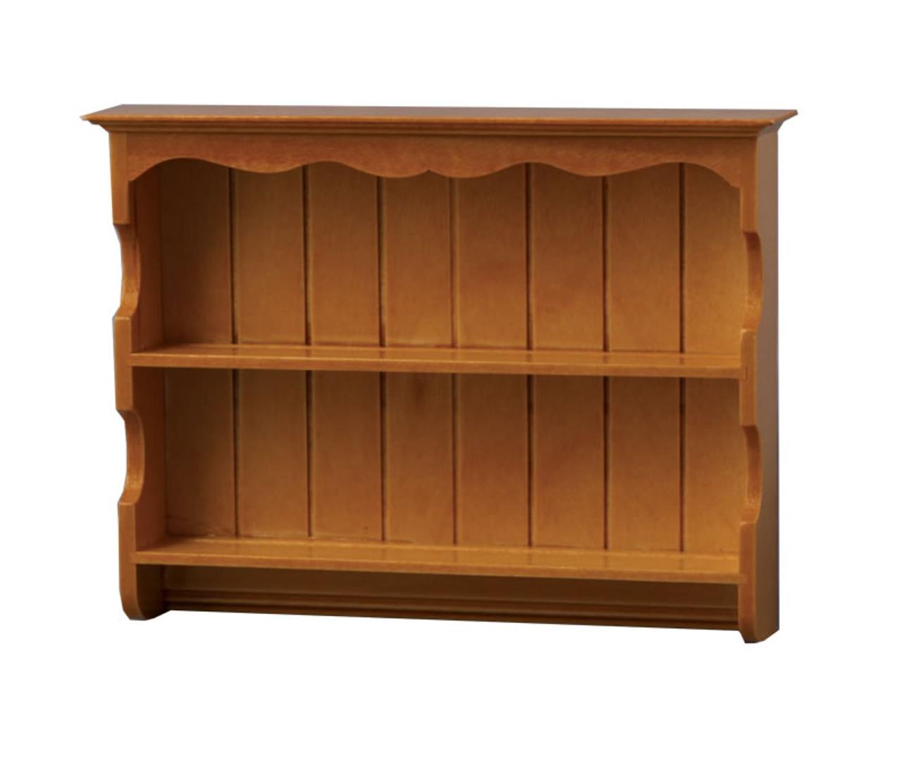 Dresser Wall / Top Shelves Pine DF1544