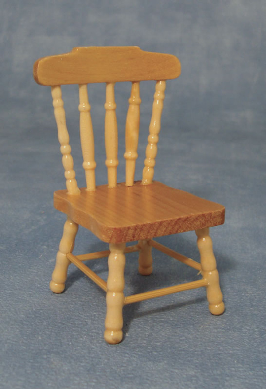 Set of 6 Pine Chairs DF163