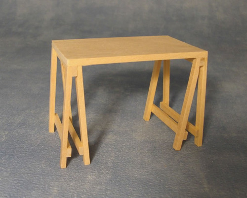 Barewood Trestle Table BEF098