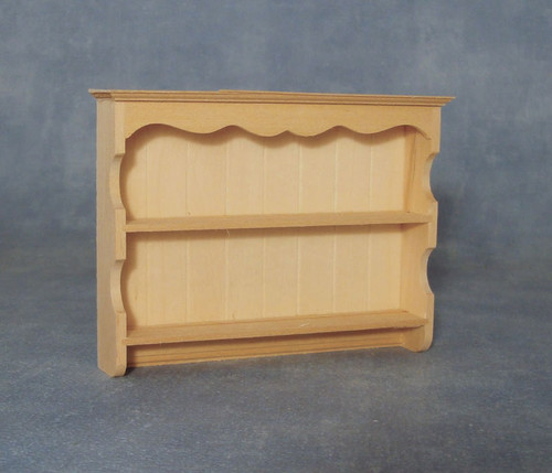 Barewood Dresser Top, Wall Shelves BEF139