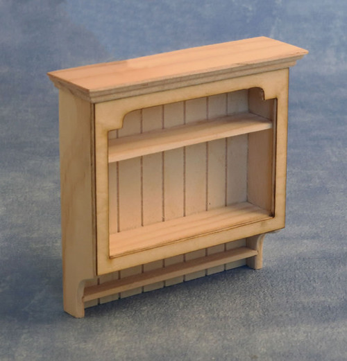 Barewood Shaker-Style Wall Shelves BEF209