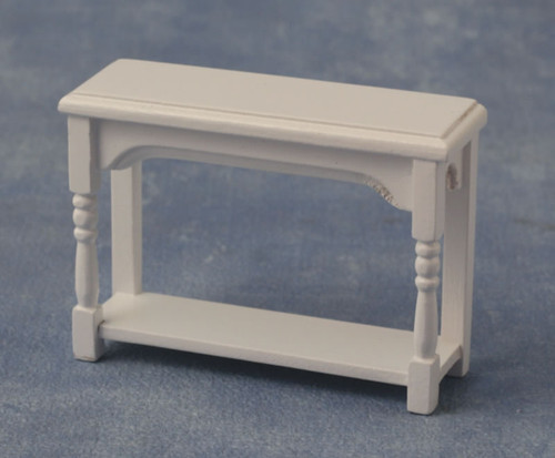 Hall Side Table White DF1548