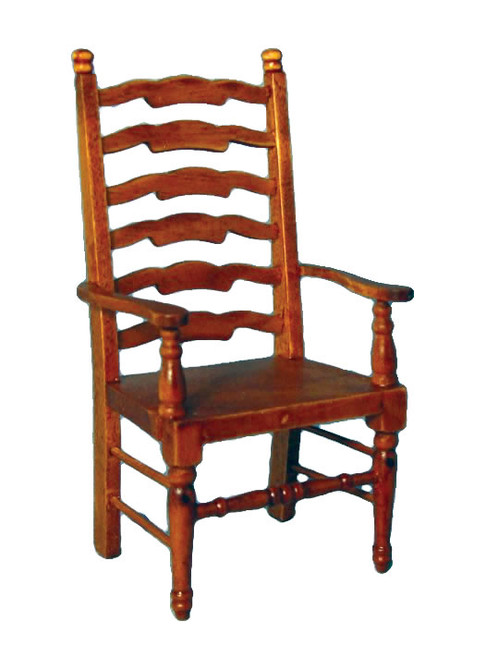 Ladderback Carver Chair Oak DF1200