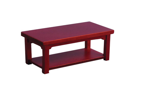 Coffee Table in Mahogany DF1582