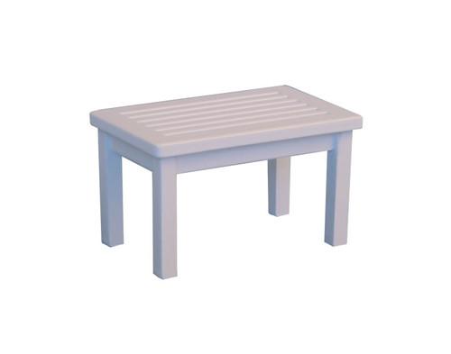 White Garden Table DF1595