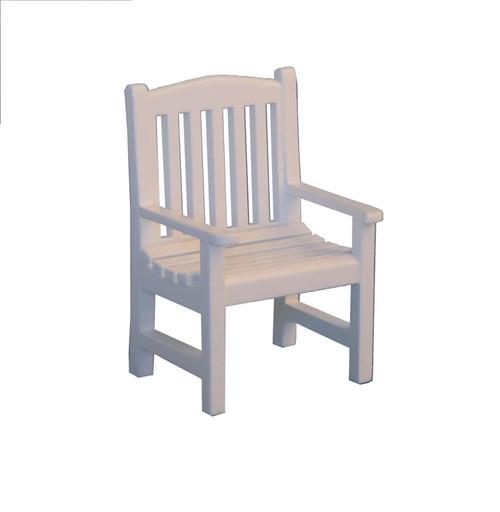 White Garden Chair DF1596