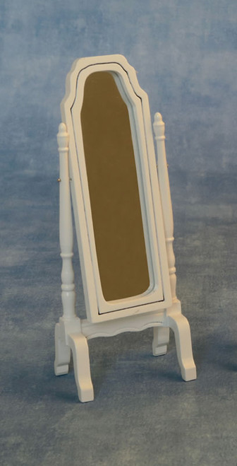 White Full Length Mirror DF77614
