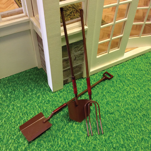 Traditional Garden Tools Set of 3 Pieces 1222