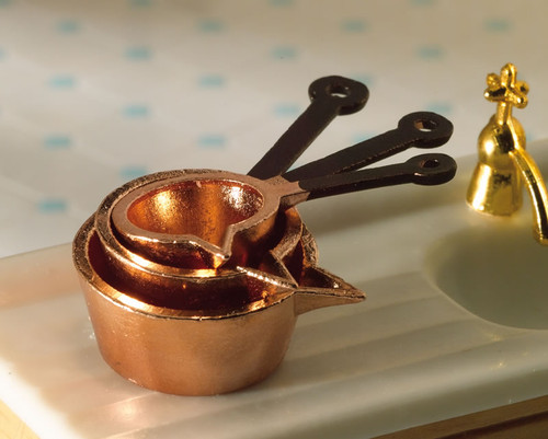 Copper Pans, 3 Pieces4107