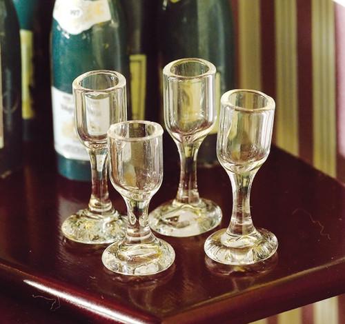 Wine Glasses, 4 Pieces 5252