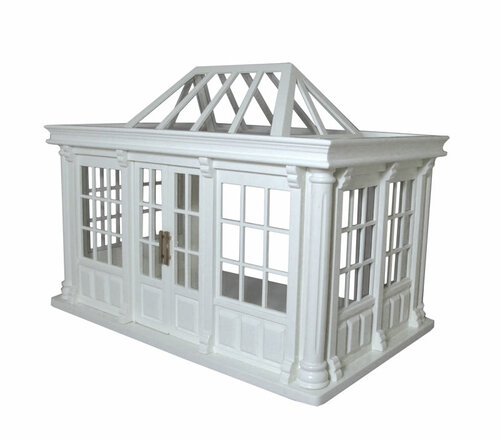 Deluxe Conservatory White DH530