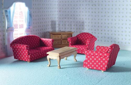 Sitting Room Set, 5pcs 5383