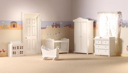 Traditional Nursery Set, 5pcs 5961