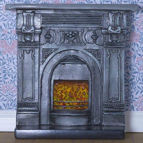 Victorian Style Fireplace 8091