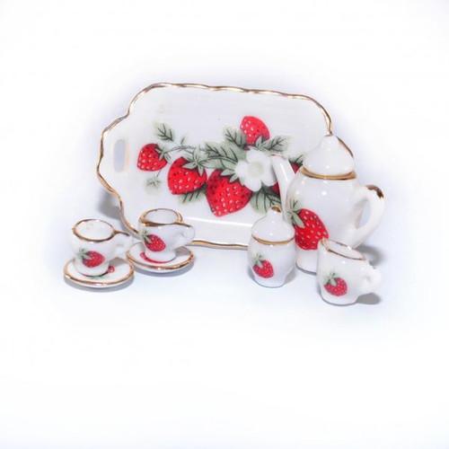 Strawberry Teaset D2099