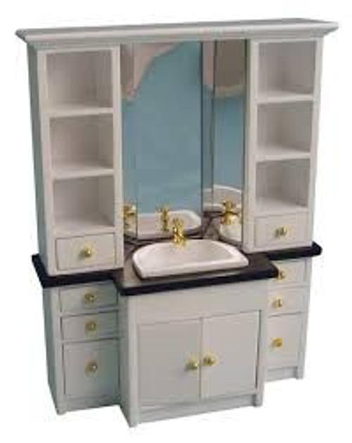 Deluxe Bathroom Cabinet DF990