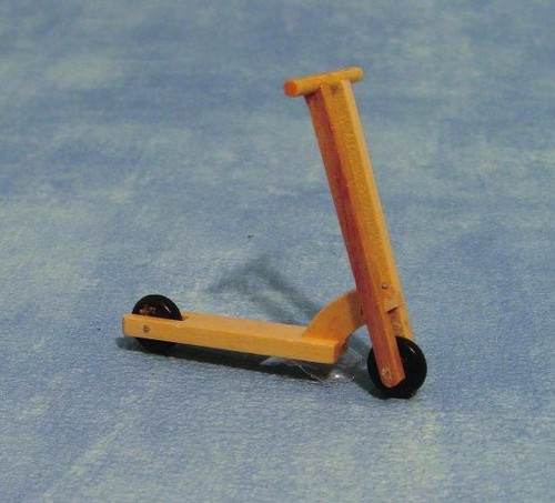 Child's Wooden Scooter D1133