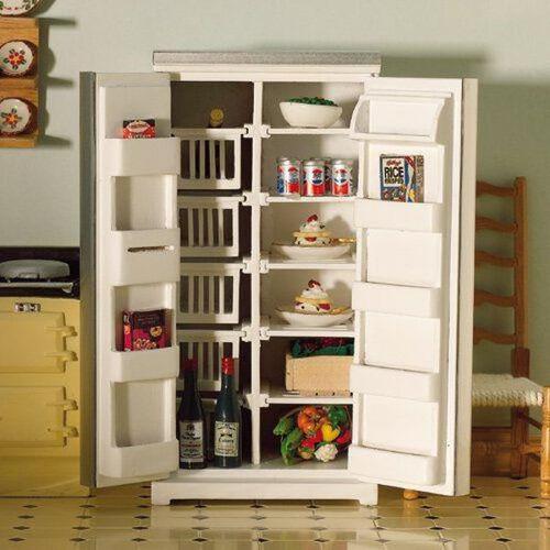 Larder Style, Fridge Freezer 3496