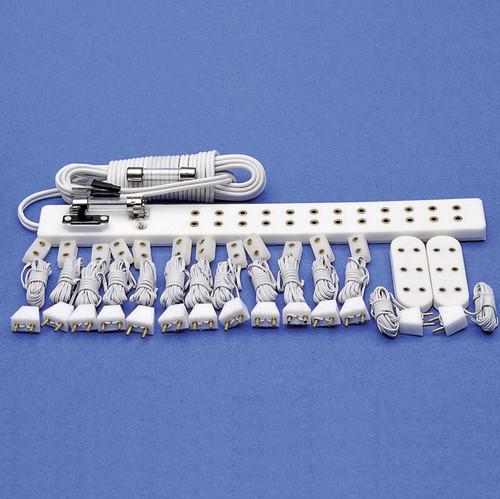 Socket Strip & Connectors Light Set 7285