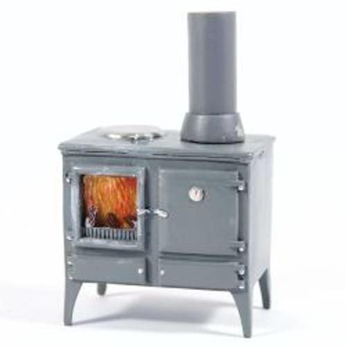 Wood Burning Kitchen Stove 5759