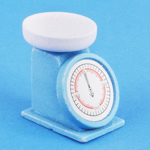 Blue Kitchen Scales D81401