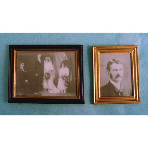 Pair of Framed Pictures D1181