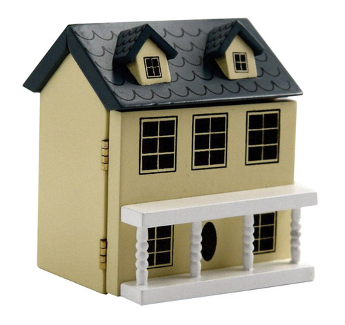 Deluxe Dolls House D974