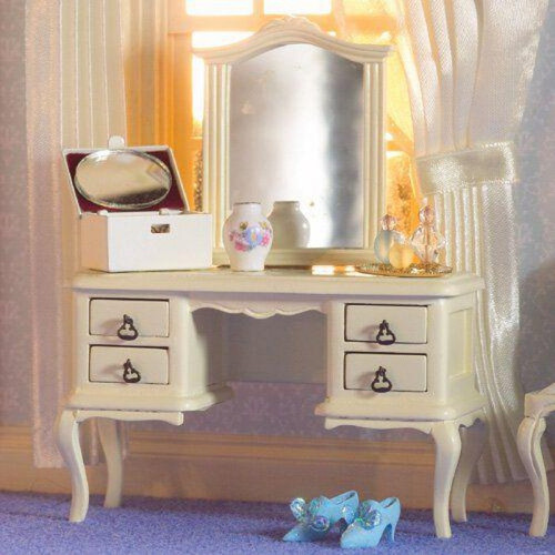 French Style Cream Dressing Table 5690