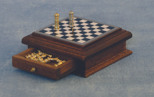 Deluxe Magnetic Chess Set & Board D2407