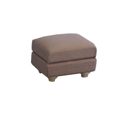 Grey Traditional Footstool DF1571