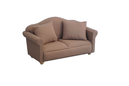 Grey Traditional Sofa, Settee DF1569