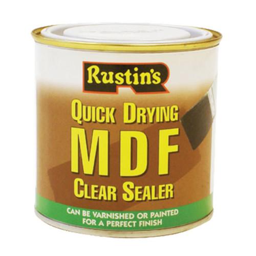 250ml Clear MDF Sealer R004